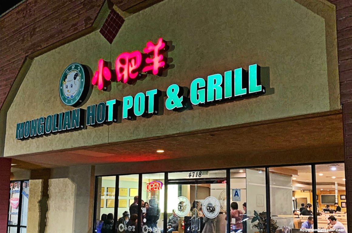 LITTLE SHEEP MONGOLIAN HOTPOT GOES AMERICA – A REVIEW OF LITTLE SHEEP SAN DIEGO
