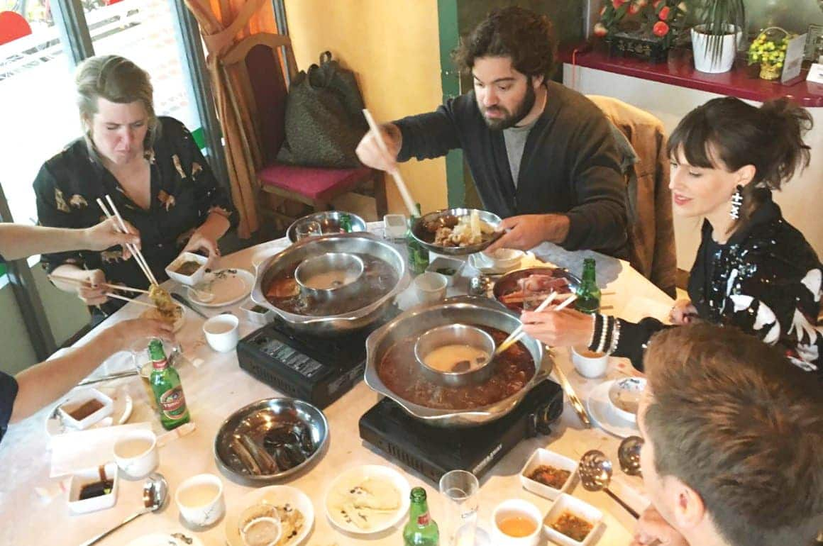 HOTPOT IN AMSTERDAM: CHENGDU RESTAURANT REVIEW