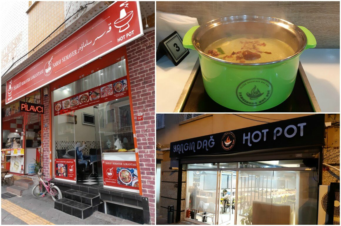 SEARCHING FOR 'UYGHUR HOTPOT' IN ISTANBUL